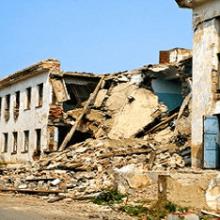 Что означает когда снится землетрясение?
