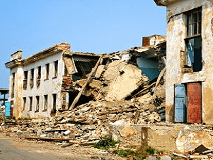 Приснилось землетрясение, к чему снится землетрясение, узнать значение сна