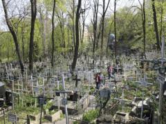Что означает сон, в котором приснилась кладбище?