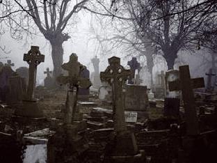 Видеть во кладбище - что означает кладбище?