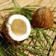 Как есть кокос в домашних условиях?