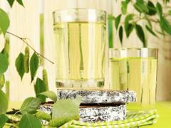 Польза березового сока для организма человека