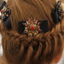 Красивые косички на длинные волосы