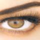 С чего начать макияж для карих глаз?