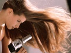 Сухие волосы, что делать?