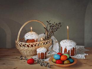 Светлое Христово Воскресение у православных
