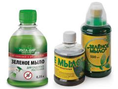 Как использовать зеленое мыло для защиты растений от болезней и вредителей?