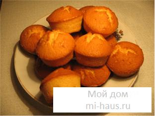 Как приготовить маффины - простой рецепт