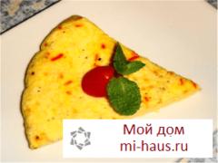 Как приготовить омлет на сковороде?