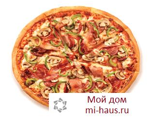 Как приготовить пиццу в духовке