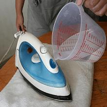 Способы очистить утюг от накипи в домашних условиях