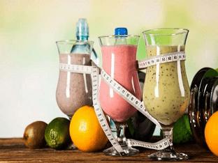 Жиросжигающие коктейли для похудения