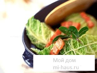 Как похудеть на классической капустной диете