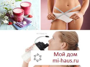 Протеиновые коктейли и похудение, в чем польза'