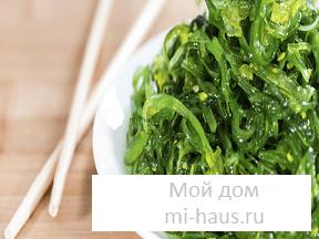 Ценные свойства морской капусты