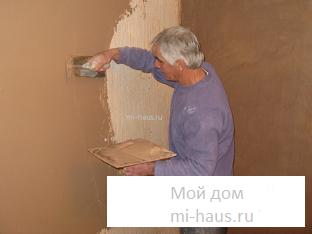Что такое декоративная штукатурка для стен