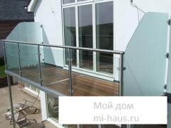 Как выбирать материалы для ремонта балкона?