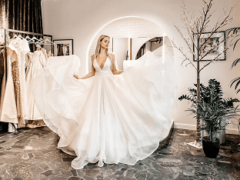 Что может рассказать о Вас свадебное платье?