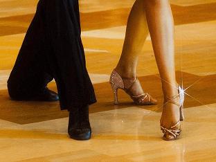 Как выбрать обувь для бальных танцев?