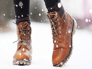 Выбираем зимнюю обувь. На что стоит обратить внимание?