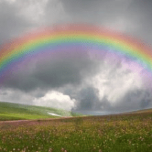 Приснилась радуга, к чему снится радуга, узнать значение сна