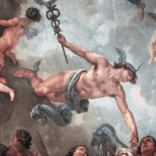 Покровитель торговцев – бог Меркурий