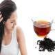 Как ополаскивать волосы чаем?