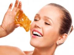 Маски с мёдом для лица